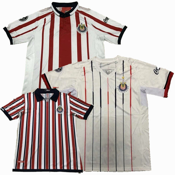 purchase cheap 17563 0a44b 2019 New 2018 2019 Mexico MX Chivas De Guadalajara Soccer Jerseys 18 19  PULIDO Club Deportivo Chivas Football Full Shirts S 2XL From Xx416764580,  ...