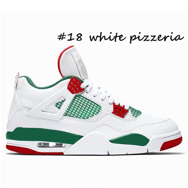 #18 white pizzeria