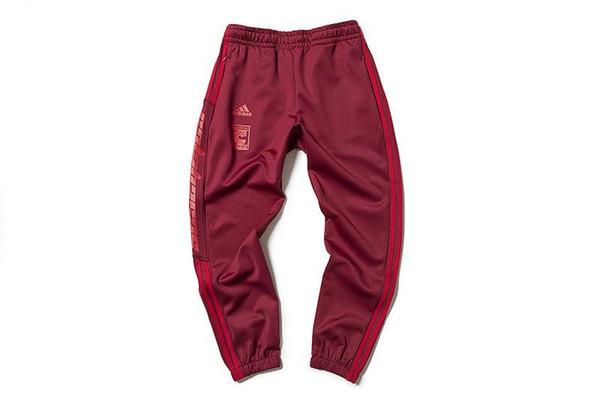 Three Bar Brace Stripe Sports Pants Men Women Casual Wear Clothing European And American Drawstring Popular Logo Trousers