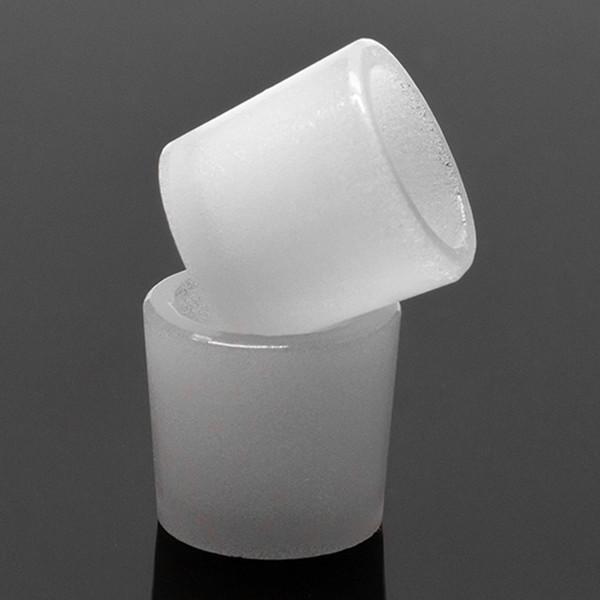 New Gavel Puffco Peak Quartz Insert Bowl with Thick 100% Quartz For 10mm 14mm 18mm Male Female Quartz Banger Nail Glass Bongs Rigs