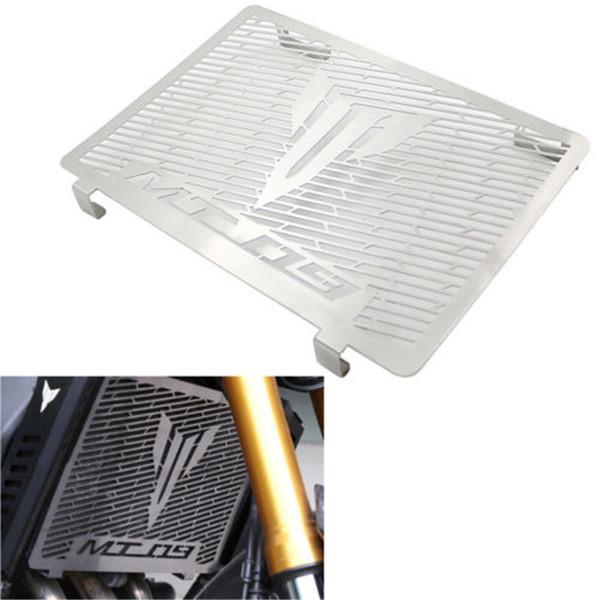 Copertura della griglia della griglia della protezione della protezione del radiatore del motore del liquido refrigerante MT09 FZ09 per Yamaha MT-09 FZ-09 2014 2015 2016 2017 2018