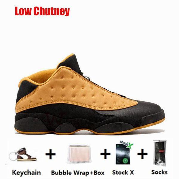 8-Low Chutney