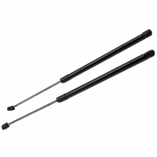 1Pair Auto Tailgate Trunk Boot Gas Struts Spring Lift Supports for Honda Pilot 2016-2017 | Base Sport Utility 644 mm