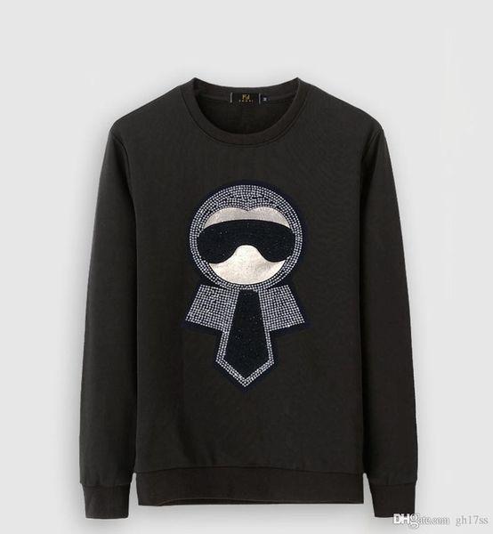 004750686512 2019 новые осенние и зимние роскошные мужские свитера из чистого хлопка F,  спортивное модное платье