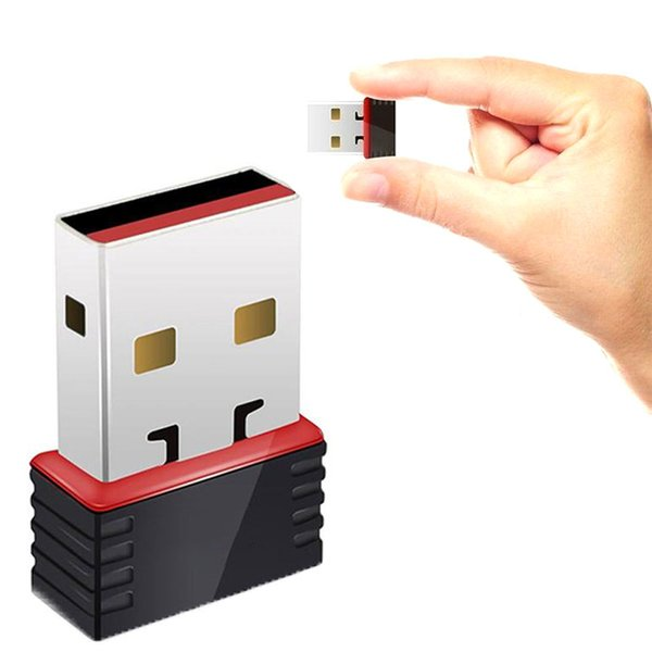 Nano 150M USB Wifi Wireless Adapter 150 Mbps IEEE 802.11n d Mini Antena Adapter Chipset MT7601 Netzwerkkarte