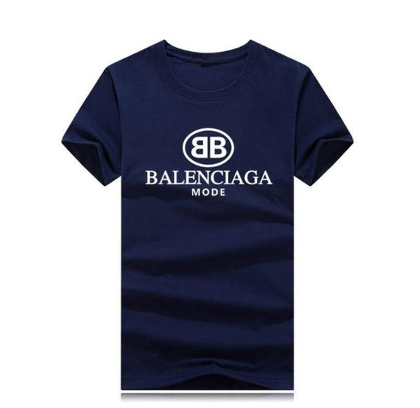 top popular 2020 Mens Designers T Shirts New Mens Clothing Summer Casual Streetwear Brands Shirts Men and Women Luxury Shirts Top 2020