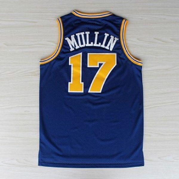 size 40 695cc 57451 Men'S #17 Chris Mullin #15 Latrell Sprewell Basketball Jersey Stitched  Retro Basketball Jerseys Retro Chris Mullin Jersey Ncaa College UK 2019  From ...