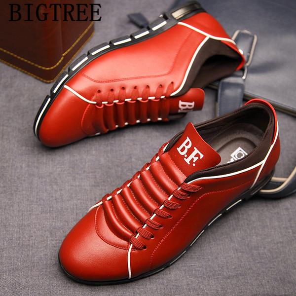 leather shoes men fashion sports shoes for male mens casual zapatillas hombre zapatos de hombre erkek ayakkabi sapatos