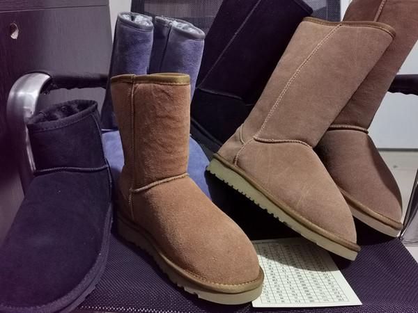 9 chestnut high boots