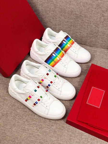 Nome da marca Kanye West Arena Shoes Casual homem sapatilha vermelha do desenhador de moda top Branca Partido preto alta Cheap Shoes instrutor yz190719