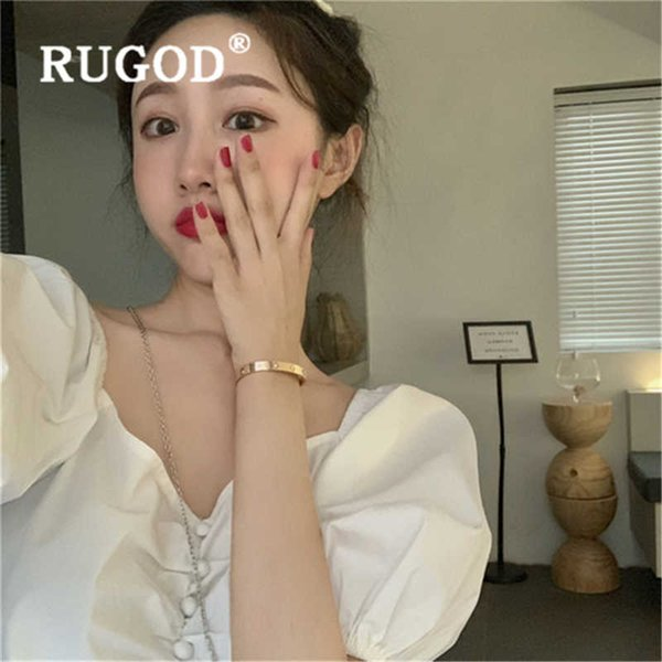 rugod 2019 new arrival lotus leaf lace + plaid pants 2 piece set women casual conjuntos de mujer