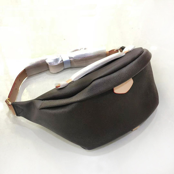 top popular 2019 Newest Stlye Famous Bumbag Cross Body Shoulder Bag designer Waist Bags Temperament Bumbag Cross Fanny Pack Bum Waist Bags waist pack 2020