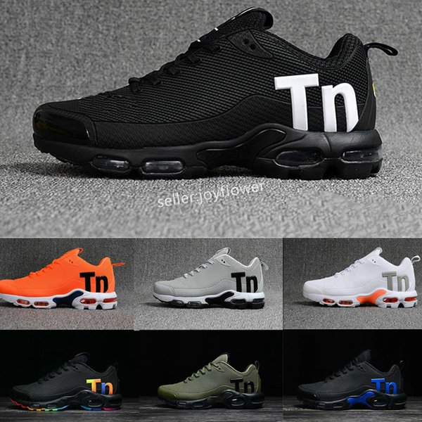 men Mercurial TN Plus Mens Running Designer Shoes Casual TPU Air Cushion Trainers Sports Top Quality Outdoor Best Hiking Jogging Shoes