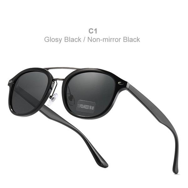C1Glossy Black