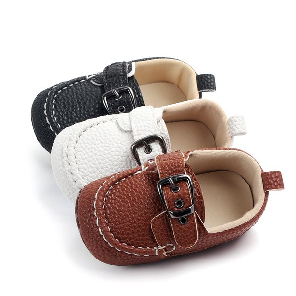 2019 Fashion 0-12 M Baby Canvas Shoes Boys Soft Sole Baby Shoes for Babies Newborn Boys Sneakers Baby Moccasins for Babies