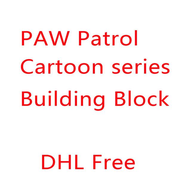 BALODY DIY Educational Puzzle Toys Building Blocks Mini Cartoon Series Small Diamond Granules Bricks Puppy Combination DHL Free
