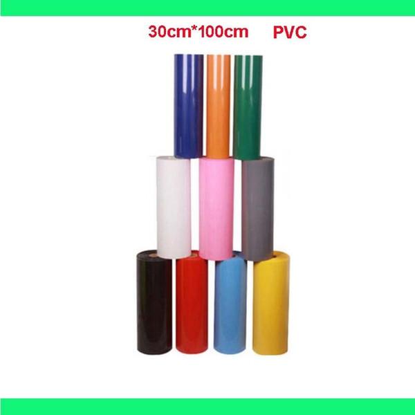 "1 sheet 12""x40""/30cmx100cm PVC Heat Transfer Vinyl cutting film"