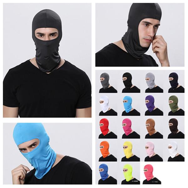 Neue winddichte masken radfahren full face hut winter warm bike sport schal maske outdoor cs maske camping cap party bandana t2c5102