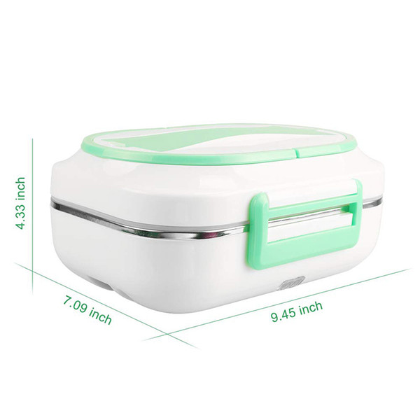 12V와 110V 미국 충전기 (녹색)