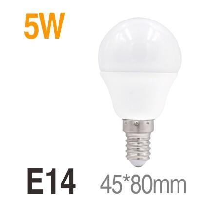 5w E14 220V