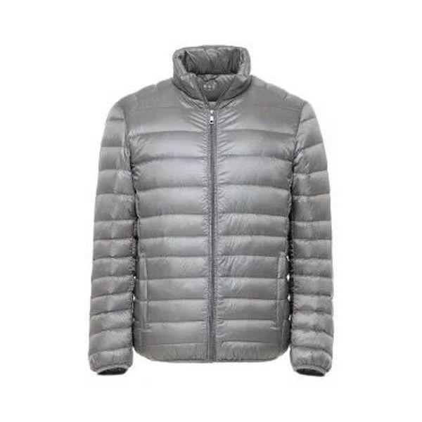 Yeni Kış aşağı Ceket Erkekler Hafif pamuk Kalınlaşmak Sıcak Erkekler Parkas Kapşonlu Coat Polar Su yüz erkek ceketi