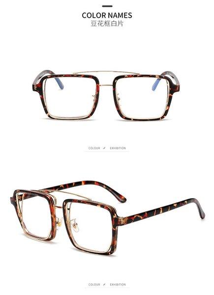 Lenses Color:leopard plian