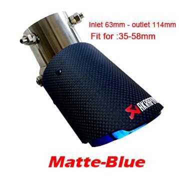 Azul mate 63-114