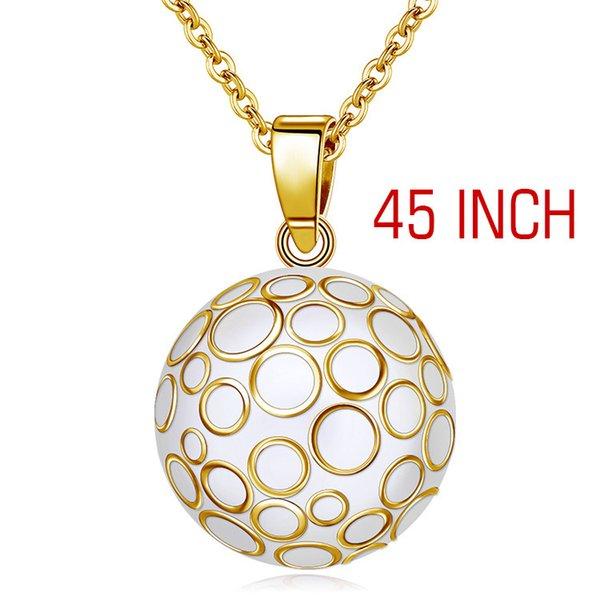 cadena de oro 45