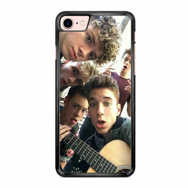 Why Don't We Selfie Phone Case For Iphone 5s 6s 6plus 6splus 7 7plus 8 X Samsung Galaxy S6 S6ep S7 S7ep S8 S9