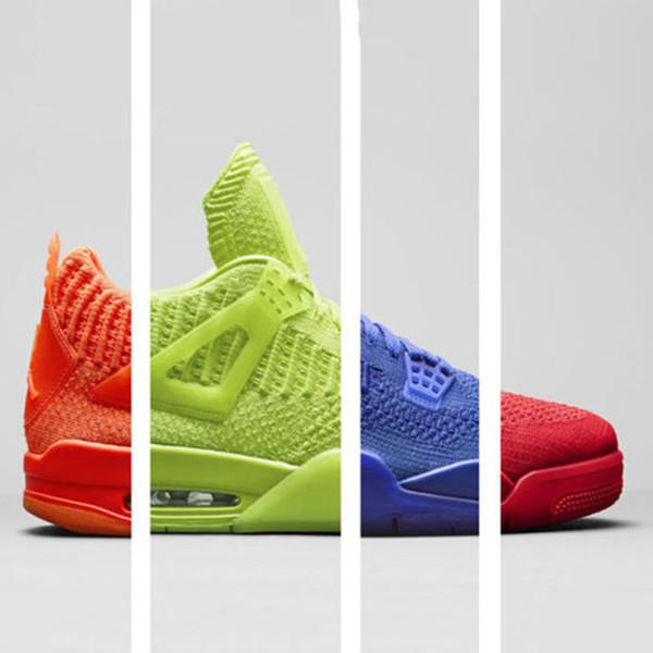 2019 Новое Прибытие Майкл 4S Высокое Качество Оригинальный Дизайн Баскетбол Обувь М