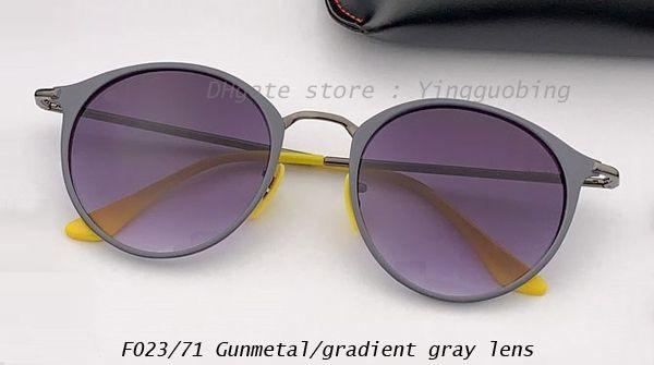 Rotguss / Farbverlauf grau