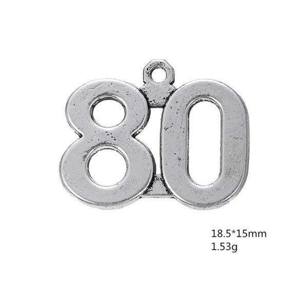 Colore del metallo: 80