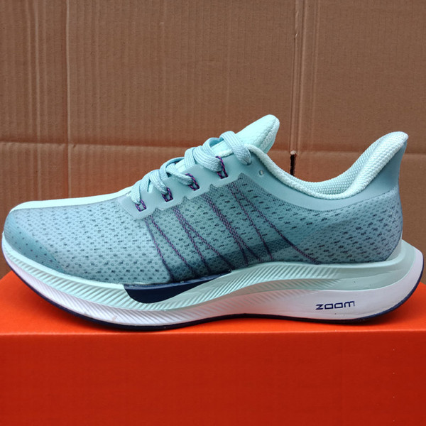 NOW RECOMMENDED good quality turbo sky blue charging men women running enthusiast basketball shoes Marathon running with logo size:36-45