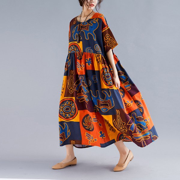 Casual dress 03