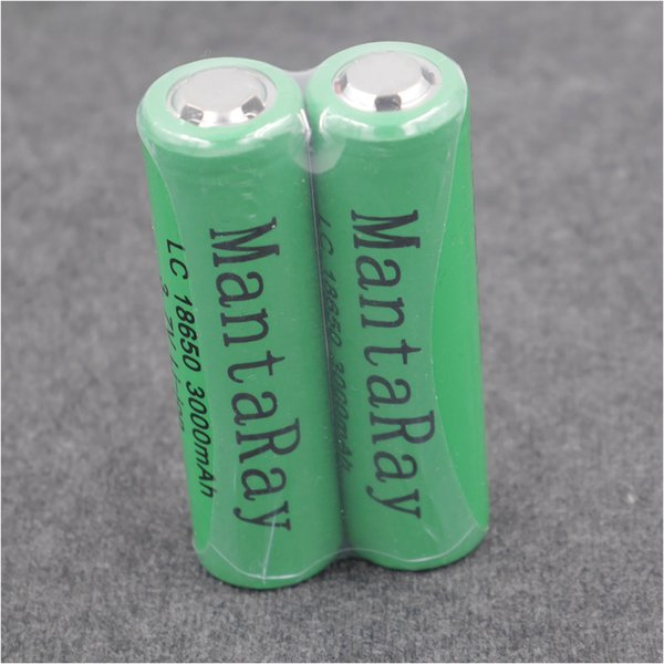 High capacity 18650 lithium polymer battery 3000mah 18650 cylindric battery for 2016 vape box mod, flashlight