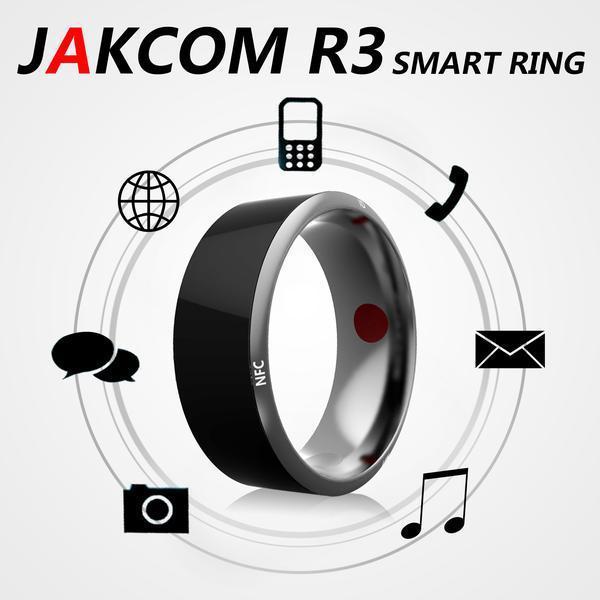 JAKCOM R3 Smart Ring Hot Sale in Access Control Card like wifi door lock save card key id cards