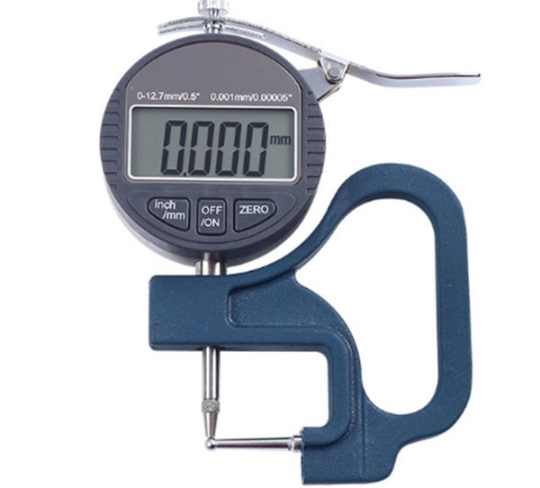 best selling Digital tube thickness gauge,tube wall thickness gauge. Accuracy 0.001mm