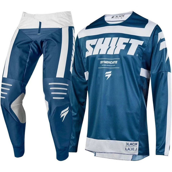 2019 Latest Motocross Racing suits Motorcycle MX DH riding Jersey and Pants combination Sets S-XXL