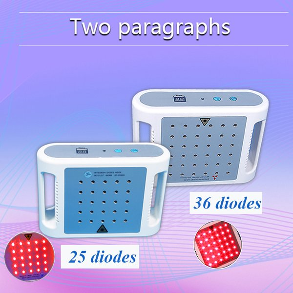MINI lipolaser machine diode Lipo Laser weight loss slimming beauty equipment lipo laser with user manual