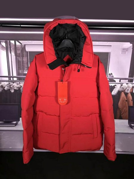 Men Down Jacket Winter -40 degrees Overcoat Expedition Parka Goose Down Feather Jacket Hooded Collar Man Coat Warm Overcoat