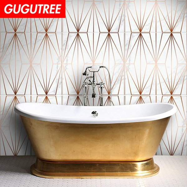 Decorate home 3D ceramic tile cartoon art wall sticker decoration Decals mural painting Removable Decor Wallpaper G-2478