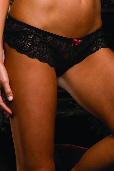 Mulheres Lady Sexy Lace Briefs Lingerie Calcinhas G-string Thongs Calcinhas Roupa interior Preto Vermelho Branco