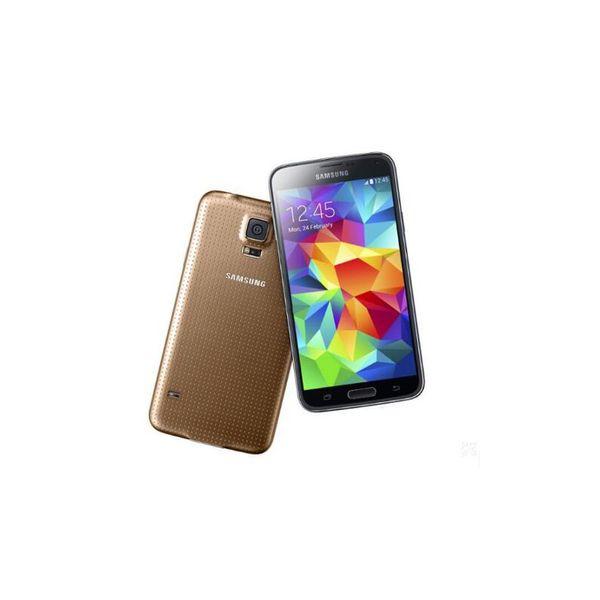 Cámara Samsung Galaxy S5 G900A G900T G900F Celular 2 GB de RAM ROM 16GB 4G LTE Bluetooth GPS WIFI abrió Smartphone Reformado original