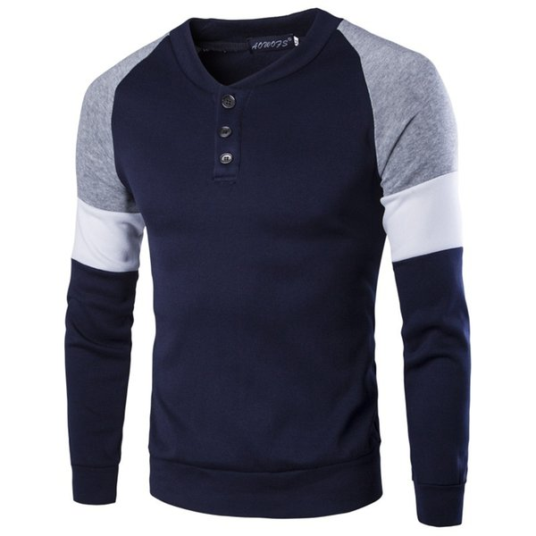 Man V-neck Winter Sweaters Plus Size S-4XL Men Pullovers Knitted Fashion Warm Sweaters Casual Male Long Sleeve Wool Pullover