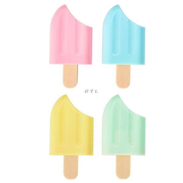 Satın Al 2 Adet Sevimli Kawaii Dondurma şeker Renk Vurgulayıcı