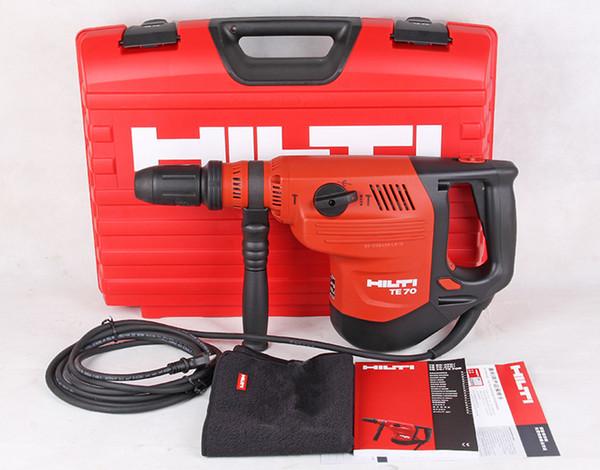 Martillo eléctrico HILTI Xili TE70-ATC-AVR herramienta eléctrica multifuncional de martillo de perforación libre de servicio pesado