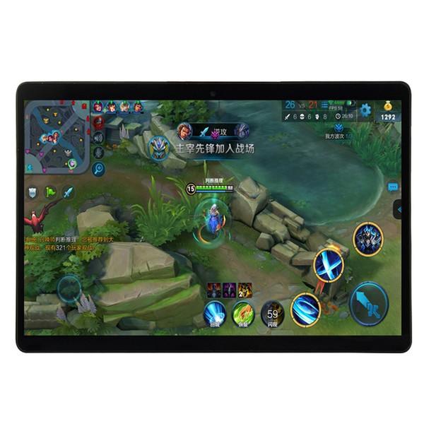 10.1 Zoll 7.0 Ips Screen-Tablette Octa-Core Mt6580 Rom 1Gb Rom 16Gb 3G-SIM-Karte Telefon 3G Anruf Wifi Tablets Pc EUplug