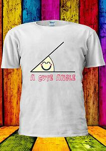 Симпатичный Угол Мужчины Лицо Забавная футболка Жилет Майка Мужчины Женщины Унисекс 1961