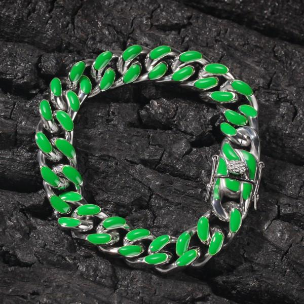Sliver Green 8inch