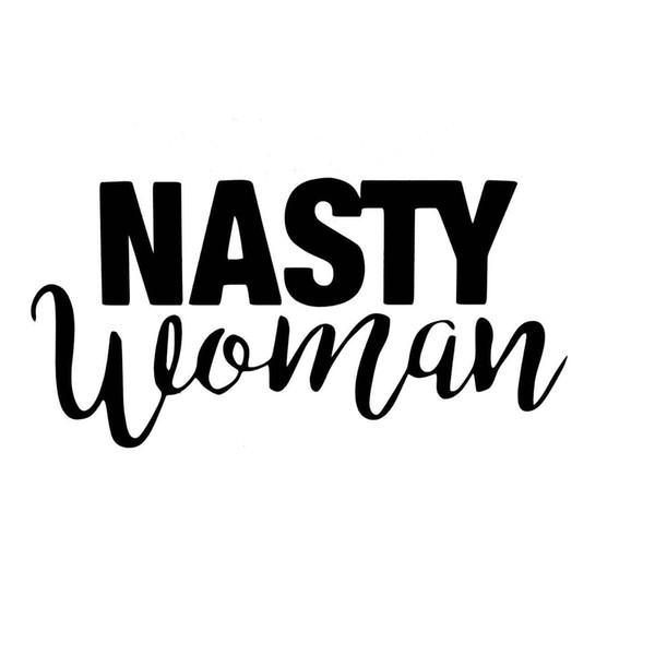 Pis Kadınlar Feminist Güçlü Araba Kamyon Pencere Vinil Sticker Çıkartma Damalı Bayrakları Cam Sticker